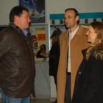 Po dolgem času smo na prireditvi videli tudi nekdanjega televizijca Sandija Salkiča z ženo ob njem pa Jože Logar. (foto: DonFelipe)