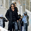 Angelina Jolie: Družina v Benetkah