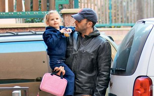 Ben Affleck: Ljubeči očka