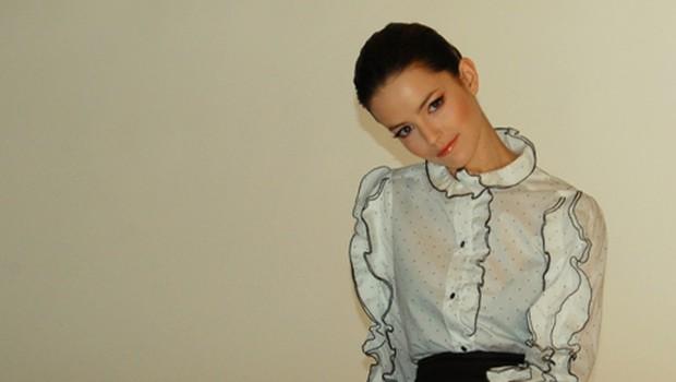 Zapeljiva Barbara se je podala v še en boj: prvo modno fotografiranje v karieri. (foto: DonFelipe)