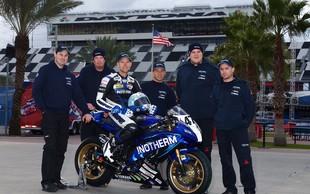 Daytona 2010: Boštjan Skubic že v nizkem štartu