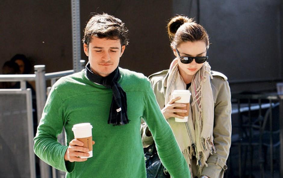 Na kavi z Mirando 1 (foto: Profimedia.hu)
