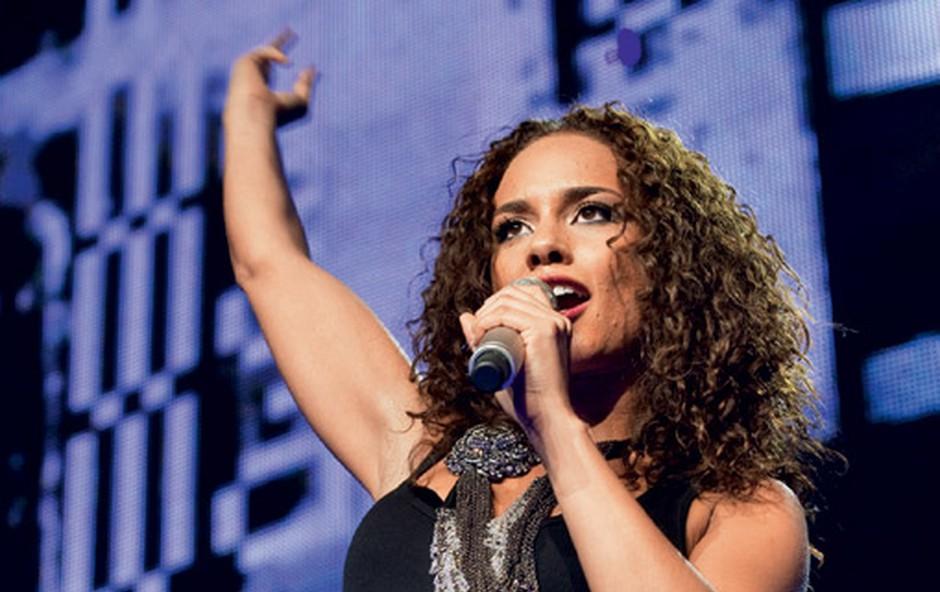 Alicia Keys (foto: arhiv Lea)