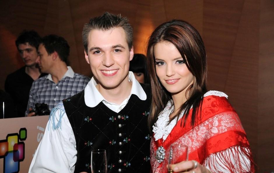Ansambel Roka Žlindre je bil lani zmagovalec festivala Slovenska polka in valček, letos pa se jim obeta odlično leto po zmagi na Emi. (foto: Sašo Radej)