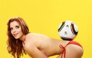 Ekskluzivno: Seksi Sabina Mali za naše nogometaše