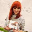 Nina Pušlar je predstavila Slečeno srce