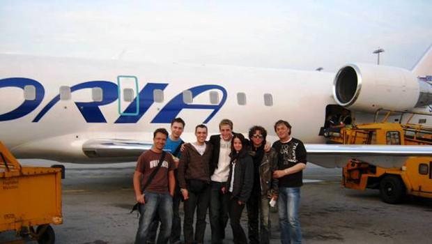 Ekipa naših nastopajočih je odšla v Amsterdam pod vodstvom Andreja Hoferja. (foto: DonFelipe)