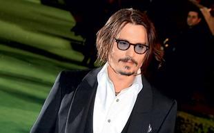 Johnny Depp: Obseden z dišečimi svečami