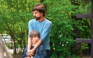 Jan Cvitkovič: V živalskem vrtu s sinom