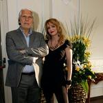 Oriana in Boris sta tudi po ločitvi ostala prijatelja, ter odlično vodila otvoritev prestižnega kompleksa. (foto: Vesmin Kajtazovič)
