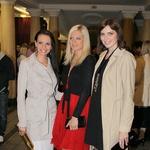Miss universe na enem kupu: Mirela Korać, Marika Savšek in Nataša Pinoza (foto: Janez Kočar)