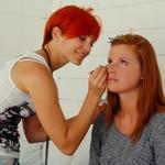 Zakulisje modnega fotografiranja za revijo Story s Karin Škufca (foto: DonFelipe)