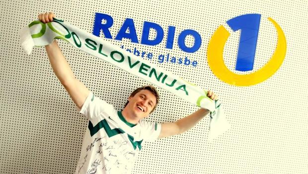 S potegavščino je Denisu Avdiću uspelo zbuditi zanimanje tudi na Hrvaškem. (foto: Radio 1)