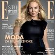 Špela Grošelj na naslovnici Elle