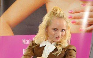 Marjanca Scheicher: Kešpička je na prodajnih policah!