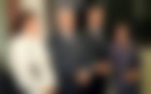 Danilo Türk: Ostaja ob ženi