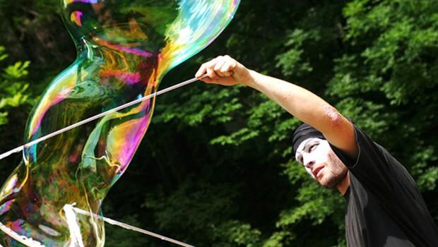 Festival Carniola bo vsak čas zavrtel kalejdoskop kulture (foto: Nina Blaž)