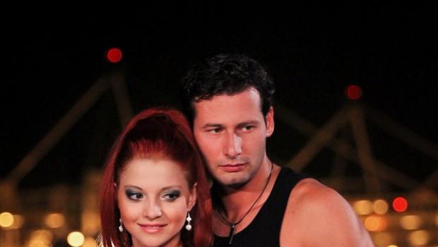 Tanja Žagar z Gregorjem Cesarjem predstavlja nov videospot (foto: o.a.)