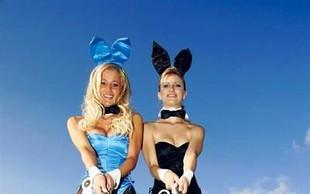 Prihajajo nove Playboyeve zajčice