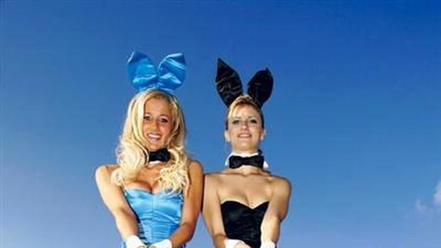 Playboyeve zajčice bodo v kratkem doživele prenovo (foto: Bor Dobrin / Playboy)