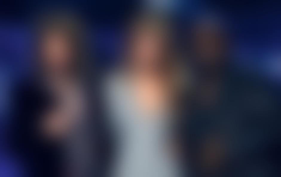 Steven Tyler, Jennifer Lopez in Randy Jackson