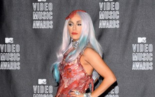 Lady GaGa: Poročila se bo v Angliji