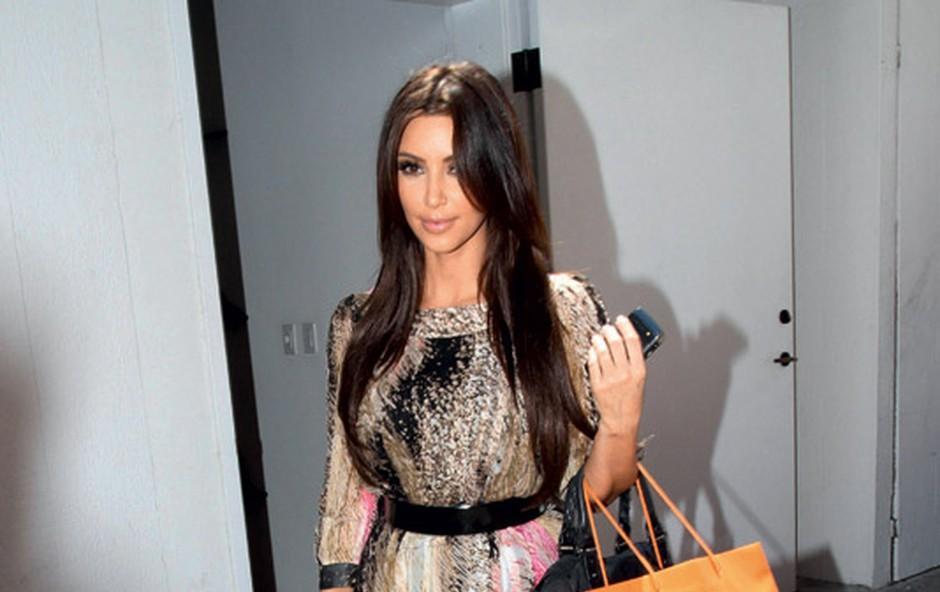 Kim Kardashian (foto: Red Dot)