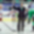 Davor Radolfi: Častni gost hokejistov