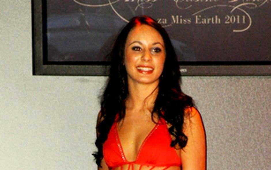 Alexandra Zamana je nastopila pod zaporedno številko 1 (foto: Vesmin Kajtazovič / Filip Kocijančič)