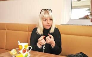 Nana Zeneli: Varnostnik jo je dobil pri kraji!