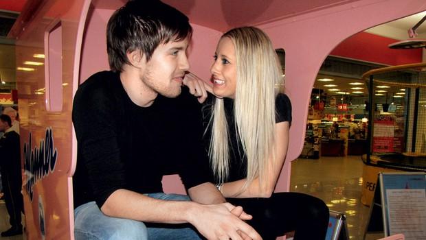 Marko Janko in Jasmina Novak (foto: Agencija KIRE)