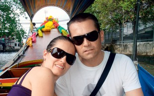 Miša Margan: Njen dragi je ostal na Tajskem