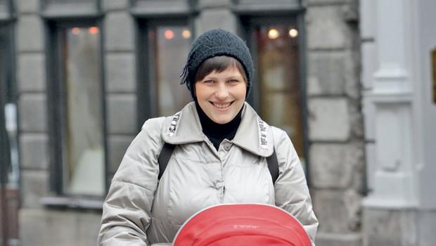 Nuška Drašček (foto: Goran Antley)