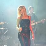 Maša Medik je v prvič predstavila svoje skladbe v živo s skupino. (foto: DonFelipe)