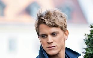 Lukas Zuschlag: Baletnik, ki ima rad house glasbo
