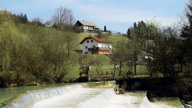 Hiša Petre Majdič (foto: Goran Antley)