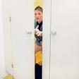 Damjan Murko: Odklenjen na wc-ju