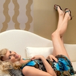 Britta Bilač: Še vedno skrbi za svoje lepe, dolge noge