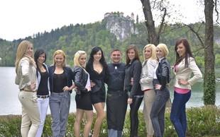 Finalistke Miss Earth obiskale Bled