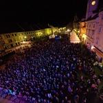 Množica (foto: Žiga Intihar)