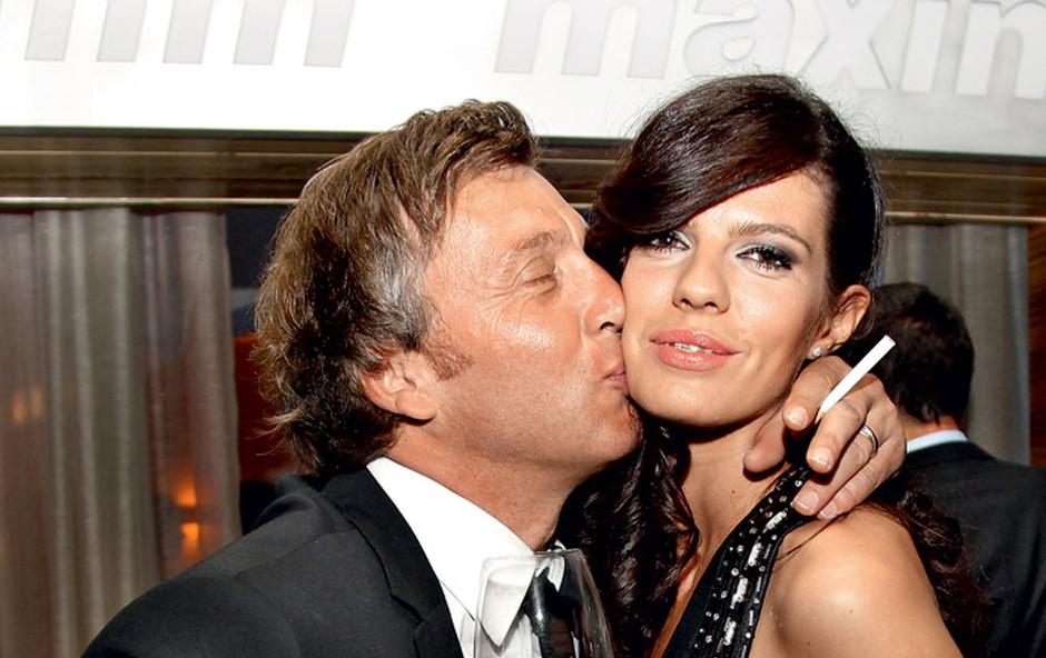 Tomaž Kralj in Sabina Remar (foto: Helena Kermelj)