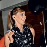 Ameriška pevka Hannah Mancini v akciji!  (foto: Sašo Radej)