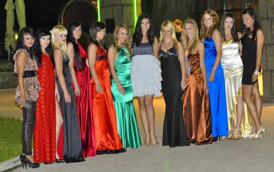 Lepotni Izbor Miss Casino Korona za Miss Earth 2012 (foto: DonFelipe & Vesmin Kajtazovič)