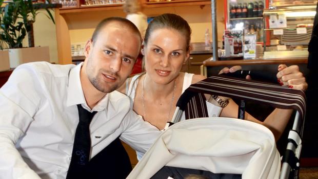 Mišo Brečko in Tamara Stoklas (foto: Goran Antley)