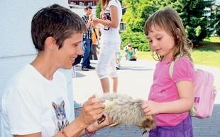 Nataša Tič Ralijan: Poučevala o živalih
