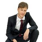 Klemen Slakonja bo vodil oddajo Misija Evrovizija (foto: Žiga Culiberg)