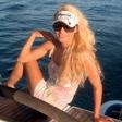 Lucija Gubenšek: prvič na jadrnici