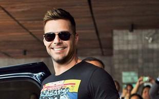 Ricky Martin: Poročil bi se s partnerjem
