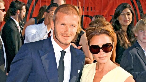David in Victoria Beckham (foto: Profimedia.hu)