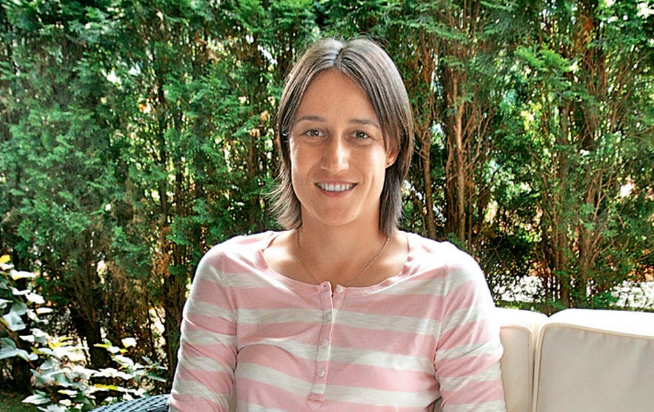 Katarina Srebotnik (foto: MIMA)